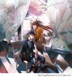 Enju and Rentarou | Black Bullet