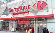 Αντιγραφάκιας: ΒΟΜΒΑ ΣΤΗΝ ΑΓΟΡΑ!!! Η Carrefour Μαρινοπουλος κλείν...