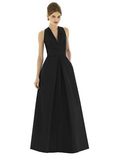 Alfred Sung Style D611 http://www.dessy.com/dresses/bridesmaid/d611/?color=black&colorid=123#.UuH2Pf16gy4