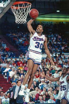 "Kenny ""The Jet"" Smith, Sacramento Kings College Basketball, Basketball Court, Golf Stores, Sacramento Kings, Nba Players, Aba, Sports Fan Shop, Purple And Black, Shopping"