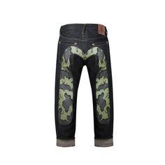 Camo Daicock Selvedge Jeans
