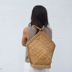5 Cool Bags for Summer My Bags, Purses And Bags, Boho Bags, Basket Bag, Summer Bags, Mode Style, Rattan, Wicker, Fashion Bags