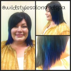 Bold colors are in and we love them! check out this AMAZING color Gloria did last night! she is FANTASTIC and a busy girl to make sure to book your appointment today! :) 801-451-7789  For more pictures check out..  Instagram: @Wildstylesalonandsap  Facebook: https://www.facebook.com/pages/Wild-Style-Salon-Spa/200100025878 Website: www.wildstylesalon.com  #gloriawilsonwildstyle #wildstylesalon #melt #haircolor