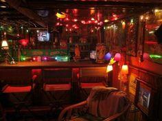tiki bar basement - Bing Images