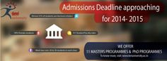 #Teri #University Admissions for 2014-2015 #teriUniversity