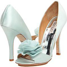 mint bagley mishal shoe. Bridal shoes