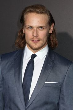 Sam Heughan: Outlander Star and Scottish Smokeshow