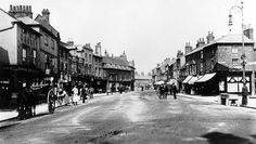 Photo of Chelmsford, Moulsham Street 1919 High Wycombe, History Online, British History, Family History, Old Things, Tower, Street View, Scene, In This Moment