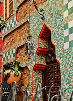 Gaudí's Casa Vicens to Open as a Museum in 2016,Casa Vicens. Image © Ian Gampon [Flickr CC]