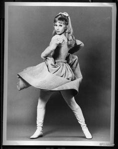 Vintage 1969 Sandy Duncan Canterbury Tales Broadway Theatre Photo | eBay