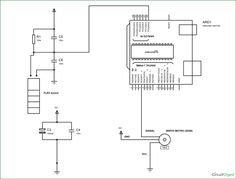 Servo Motor Wiring Diagram In Arduino Flex Circuit And Arduino, Circuit, Diagram, Floor Plans, Magazine, Display, Backgrounds, House Floor Plans, Magazines