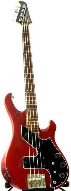 1981 Gibson Victory Artist Electric Bass --- https://www.pinterest.com/lardyfatboy/