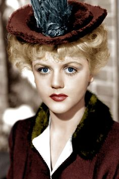 24 Actresses From The Golden Age Of Hollywood #refinery29  http://www.refinery29.com/old-hollywood-actresses#slide-7  Angela Lansbury (October 16, 1925)Though most of us either know the distinguished Brit as the titular sleuth in Murder, She Wrote, the voice of Mrs. Potts in Beauty and the Beast, or a Broadway legend, she first did her time as a B-list movie actress, costarring in Gaslight (1944), National Velvet (1944), and The Picture of Dorian Gray (1945).