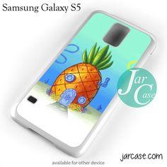 Spongebob pineapple bikini bottom Phone case for samsung galaxy S3/S4/S5