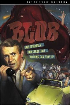 The Blob (1958) A mysterious creature from another planet, resembling a giant blob of jelly, lands on earth. The people of a nearby small town refuse to listen to some teenagers who have witnessed the blob's destructive power. In the meantime, the blob just keeps on getting bigger.