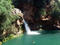 Ausflugstipp für Algarve Urlauber im Raum Faro/Tavira: Pego do Inferno