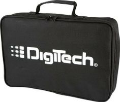 DigiTech Multi Effects Gig Bag RP200 and RP250 by DigiTech. $12.38. Three compartments 1/4 thick pad in main and side compartments 1/2 thick padded divider with velcro Strong metal zipper 1-1/2 strap handle Black Cordura nylon exterior White DigiTech logo screen printed on front 9 H x 13-1/2 W x 2-1/2 D. Save 59%!