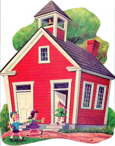 Shakin' Up the Little Red Schoolhouse