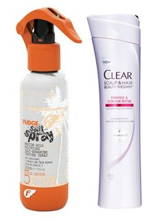 Summer beachy waves must-have products