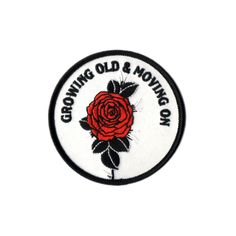 Growing Old and Moving On #patch