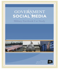 View and dowload the report on US Military Facebook Use: http://dkwebconsulting.com/blog/military-facebook-use-study/