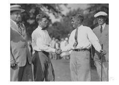 Bobby Jones, 1925 U.S. Amateur at Oakmont Country Club Regular Photographic Print at AllPosters.com