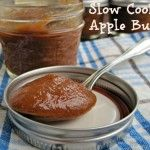 Slow Cooker Apple Butter. Perfect for the Apple Butter Festival.