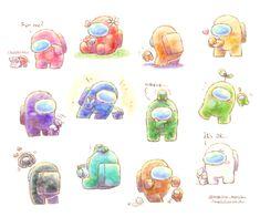 Tumblr est un lieu où vous pouvez vous exprimer, apprendre à vous connaître, et créer des liens autour de vos centres d'intérêts. C'est l'endroit où vos passions vous connectent avec les autres. Kawaii Chibi, Kawaii Art, Bullet Journal Banner, Art Prompts, Cute Love Pictures, Cute Wallpaper For Phone, Memes, Cute Anime Pics, Video Game Art