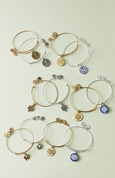 Alexi and Ani bracelets are fabulous as stocking stuffers.