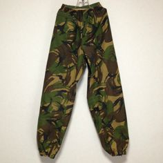 DUTCH ARMY GORE-TEX MILITARY EASY PANTS Size: About 30-32 inch
