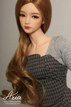 ITEM VIEW : S. I. D Basic - Woman - Aria Beautiful Barbie Dolls, Pretty Dolls, Anime Dolls, Bjd Dolls, Cute Baby Dolls, Realistic Dolls, Living Dolls, Little Doll, Barbie Collection