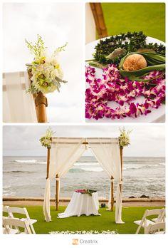 Creatrix Photography | Kauai Wedding | Hawaii | Honolulu