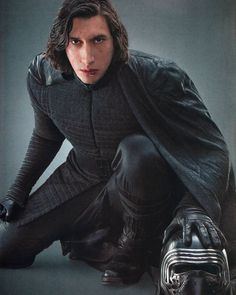 (The Last Jedi) #adamdriver #KyloRen #starwars #bensolo #TheLastJedi #DarkSide #disney #picture
