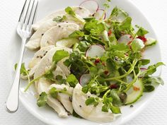 Poached Ginger Chicken from #FNMag