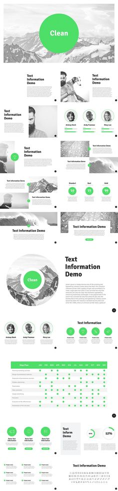 73 Best PowerPoint Template images in 2019 | Professional