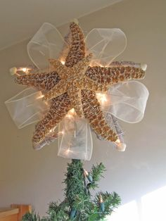 Starfish Tree Topper                                                                                                                                                                                 More