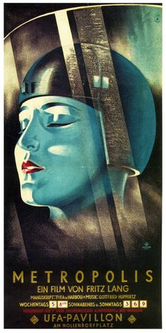 OLD Metropolis FRitz Lang Movie Poster Home Decor Wall Posters Retro Movie Posters Canvas Print Color Vintage Movie Posters Metropolis Fritz Lang, Metropolis 1927, Art Deco Posters, Film Posters, Vintage Posters, The Virgin Suicides, Film Poster Design, Movie Poster Art, Pop Culture Art