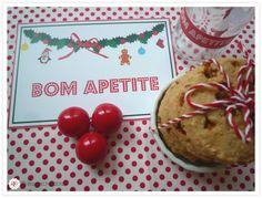 Bon Appétit Santa Claus!