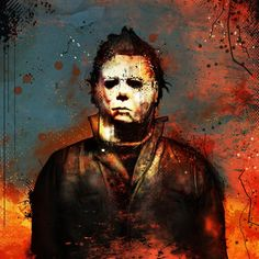 Horror Movie Series Halloween Michael Myers Custom Classic Case Design Perfect Appearance for HTC One X Release Horror Posters, Horror Icons, Horror Films, Horror Art, Real Horror, Film Posters, Halloween Film, Halloween Artwork, Halloween Horror