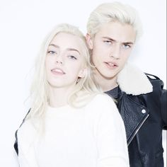 Lucian and Luna Malliarch character reference (Lucky Blue & Pyper America Smith) Elsa Y Jack Frost, Pretty People, Beautiful People, Bff, Human Personality, Lucky Blue Smith, The Dark Artifices, The Secret History, Men Fashion