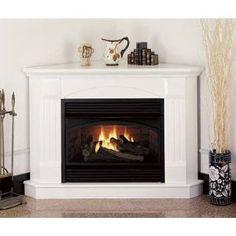 Corner Fireplace Design Ideas Corner Gas Fireplace Napoleon