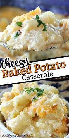 Cheesy Potato Casserole, Potatoe Casserole Recipes, Casserole Dishes, Vegan Recipes Easy, Vegetable Recipes, Vegetarian Recipes, Potato Side Dishes, Vegetable Side Dishes, Sloppy Joe