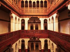 theistikan: Nejjarine Museum, Morocco (by BenDem) Fez Morocco, Virtual Museum, Islamic Art, African Art, Wood Art, Old Things, Louvre, Design Inspiration, Stock Photos