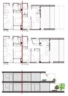 114 Viviendas Dotacionales_16 - hicarquitectura #concept