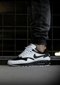 Nike Air Max 1 ID by Mind Thirteen Buy it @nike.com......Not much for sneakers but like these.