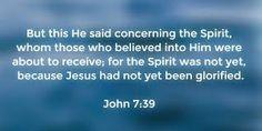 DEEPER CHRISTIAN LIFE MINISTRY, BELGIUM: SPIRIT BAPTISM