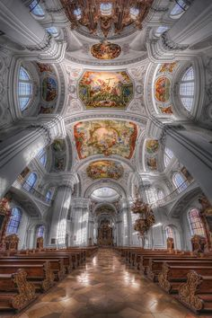 old world elegance and charm - I could pray here and receive inspiration...