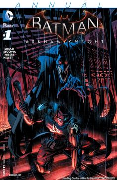 Batman – Arkham Knight Annual 001 (2015) | Vietcomic.net reading comics online for free