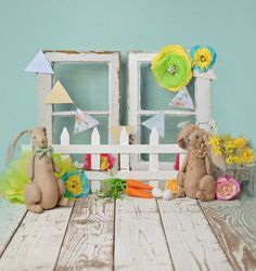FREEBIE - Spring, Easter Studio backdrop prop, digital backdrop, photography prop by Propsonapenny on Etsy