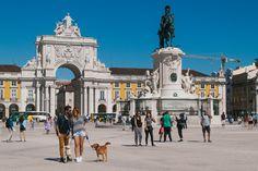 Uma volta por Lisboa